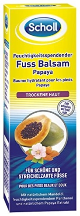 Scholl Fuss-Balsam Papaya, 2er Pack (2 x 75 ml) -